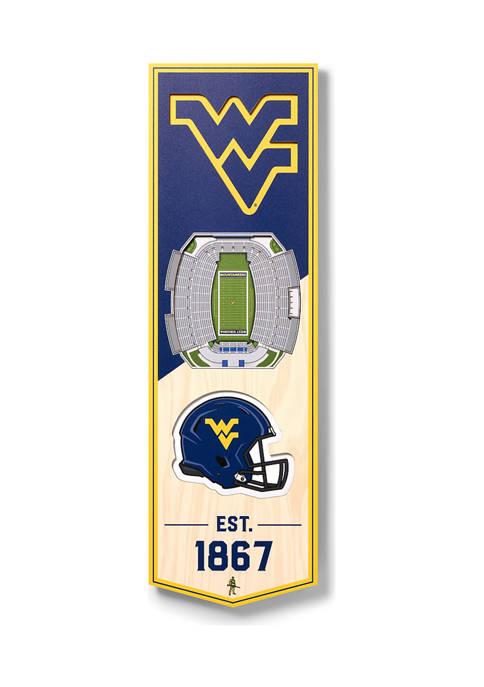 You The Fan NCAA West Virginia Mountaineers FB