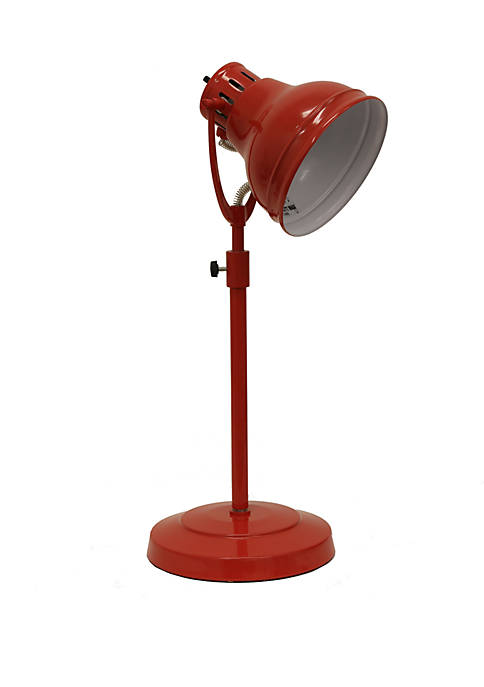 Décor Therapy Desk Task Table Lamp with Adjustable
