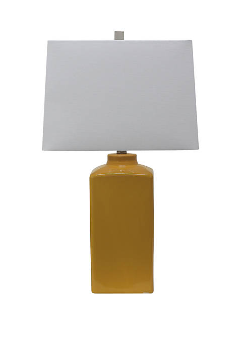 Décor Therapy Kennedy Ceramic Table Lamp