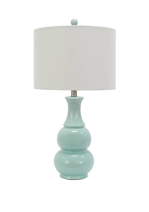 Décor Therapy Harper Ceramic Table Lamp