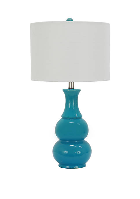 Décor Therapy Harper Ceramic Table Lamp