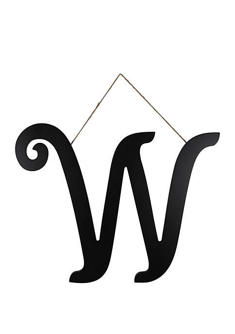 Matte Script Letters