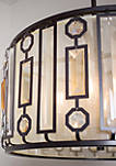 Dorothy 4 Light Drum Pendant
