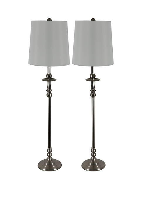 Décor Therapy Set of 2 Joseph Buffet Table