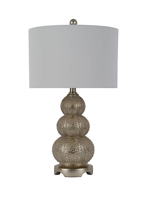Décor Therapy Marin Triple Tier Urchin Table Lamp