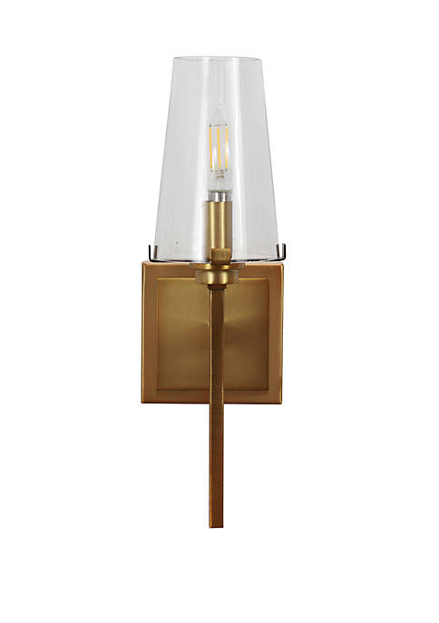 Madison One Light Wall Sconce