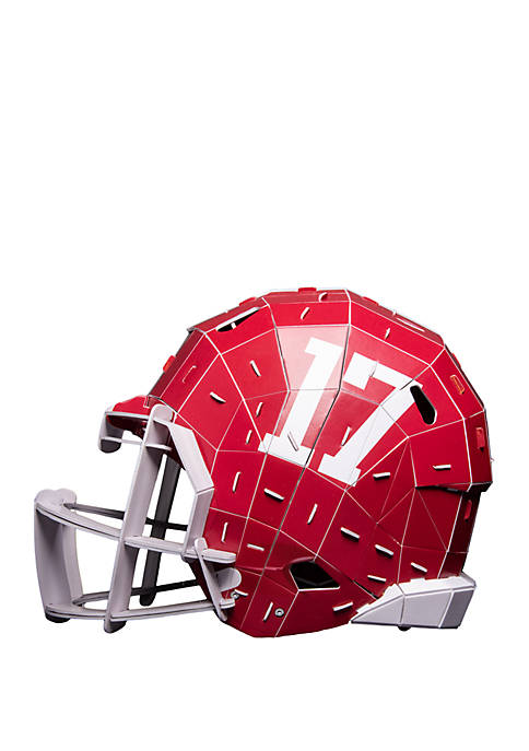 Team Beans NCAA Alabama Crimson Tide Helmet 3D