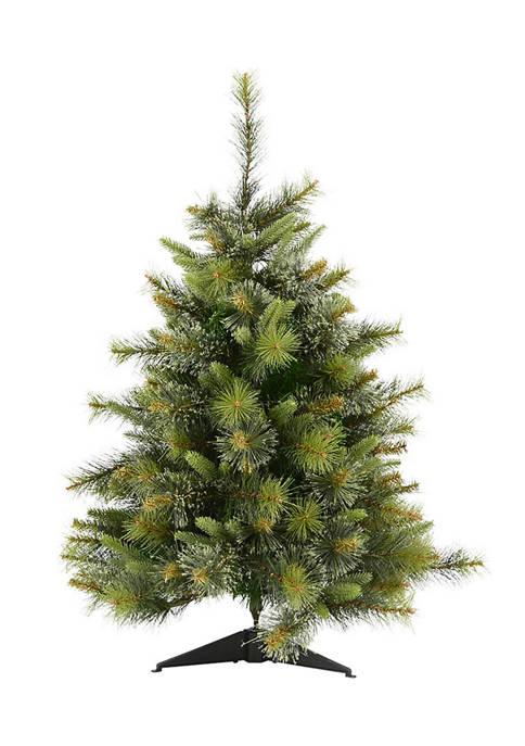 Vickerman Cashmere Pine Tree
