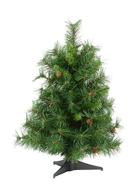Vickerman Pine Tabletop Tree