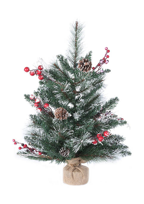 Pine Tabletop Tree