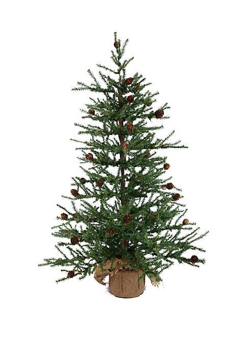 30 Carmel Pine Artificial Christmas Tree Unlit