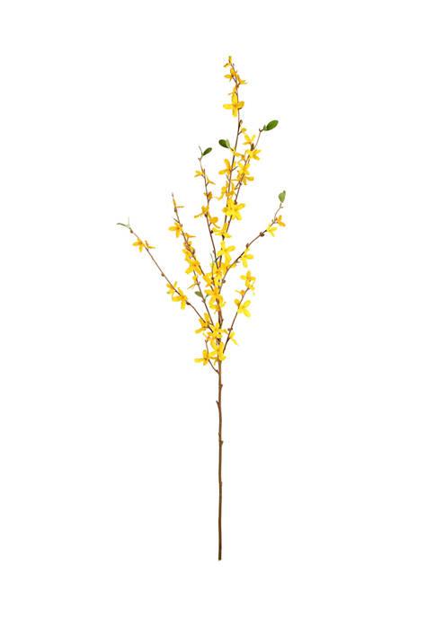 Yellow Cruciate Flower Spray