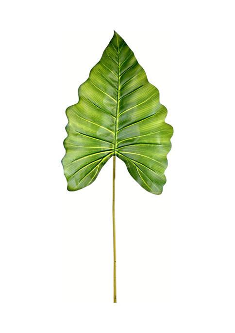 Vickerman Green Calla Leaf
