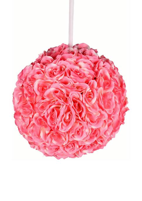 Pink Rose Ball