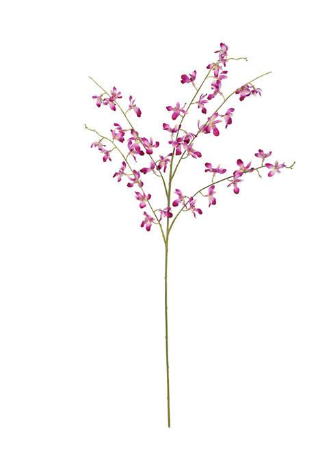 Vickerman Mini Lavender Dancing Orchid Spray
