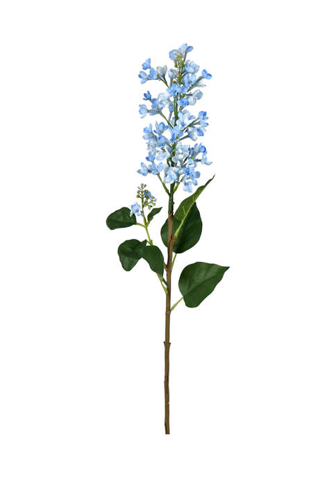 Vickerman Blue Mini Flower Spray