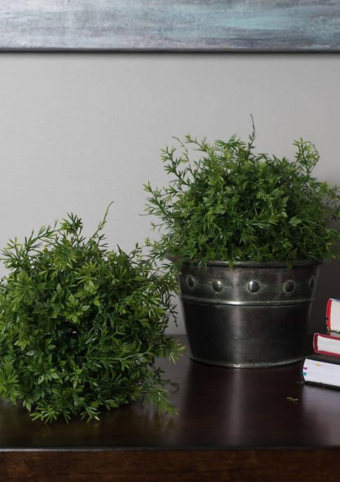 Green Mini Bamboo Leaf Ball