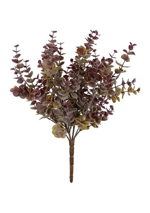 Vickerman Mini Jade Leaf Bush Pick