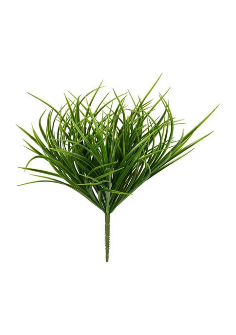 Vickerman Green Grass Bush UV Coated