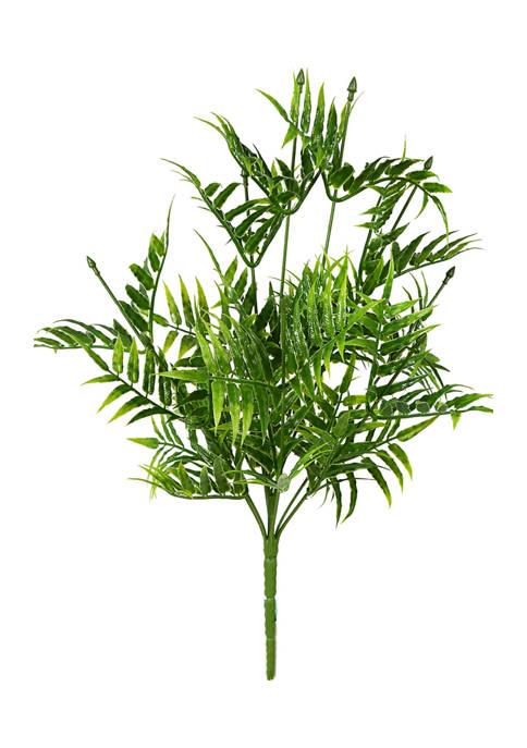Vickerman Green Bamboo Leaf Bush