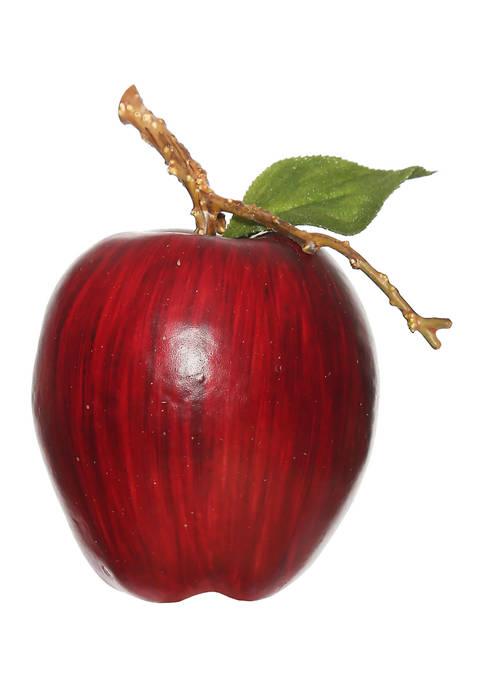 Vickerman 80 Millimeter Red Apple