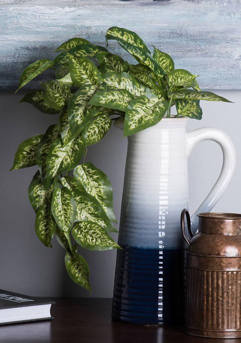 Vickerman Green Dieffenbachia Bush Vine