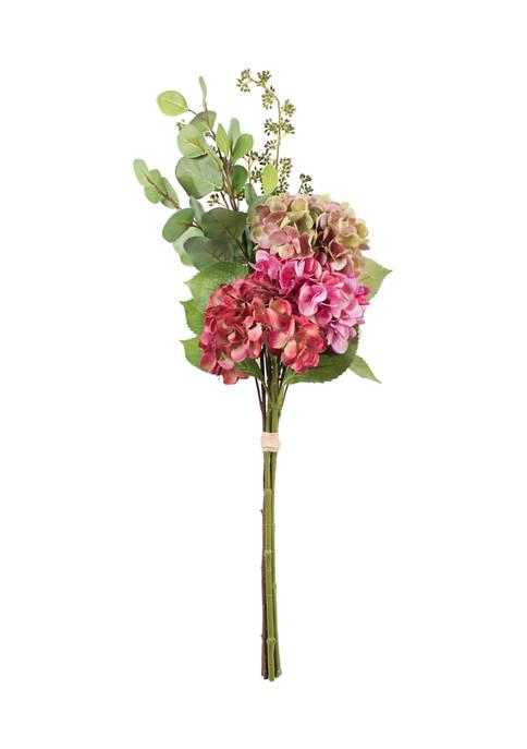 Vickerman Dusty Mauve Hydrangea Bundle Bouquet