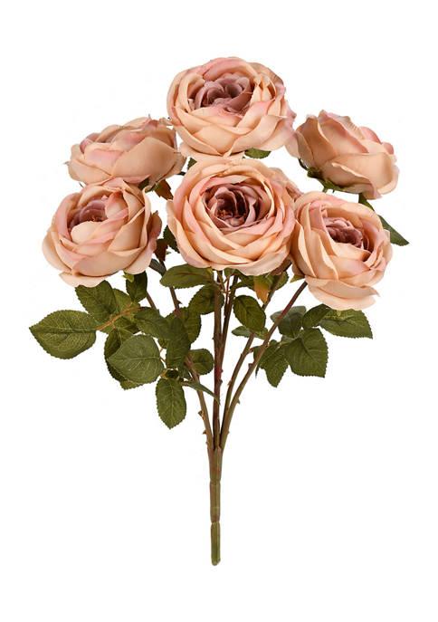 Vickerman Taupe Rose Bush