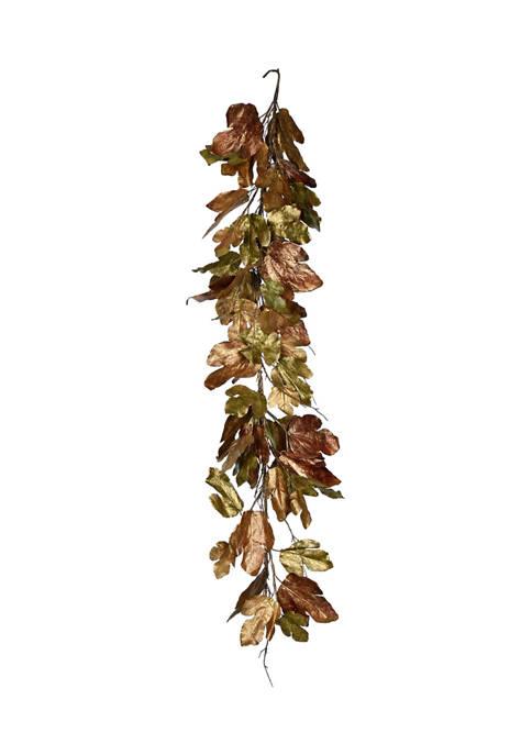 Brown Maple Garland
