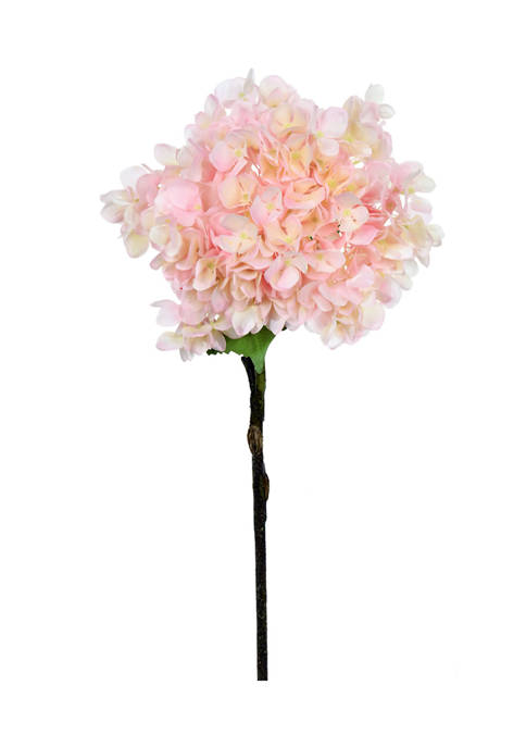 Vickerman Pink Hydrangea Spray