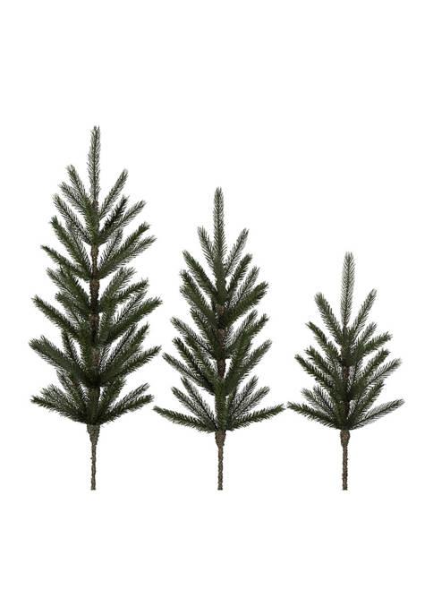 Spruce Pine Tree Set