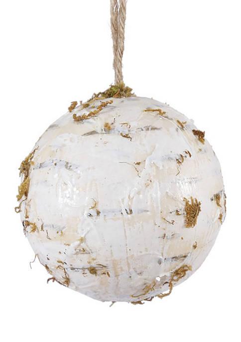 Vickerman Birch Ornament