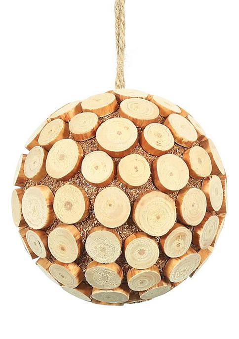 Vickerman Pine Ball Ornament