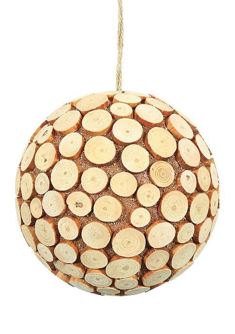 Pine Ball Ornament