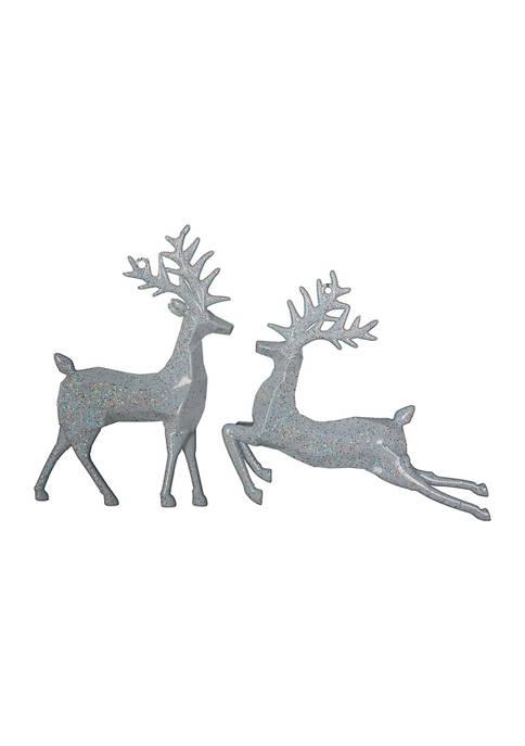 Vickerman Deer Ornament