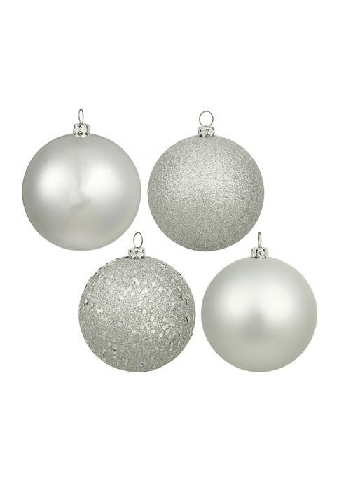 Set of 20 Ball Ornaments