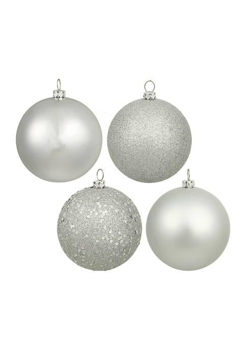 Vickerman Set of 16 Ball Ornaments