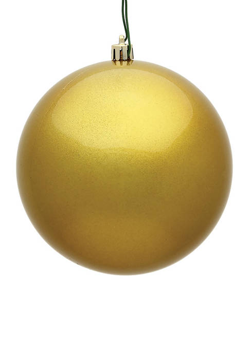 Vickerman Candy Ball Ornament