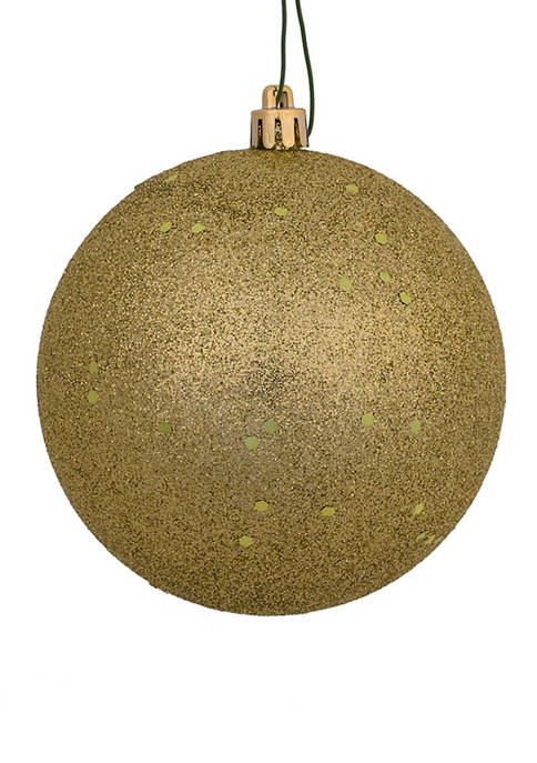 Sequin Ball Ornament