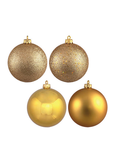 Ball Ornament Set