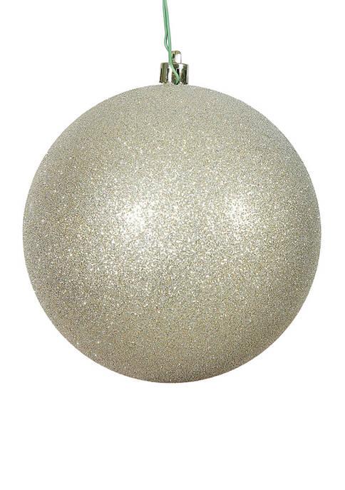 Vickerman Glitter Ornament