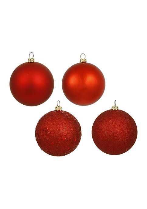 Vickerman Ball Ornament Set