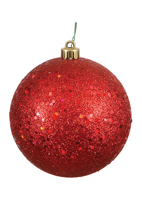 Vickerman Sequin Ball Ornament