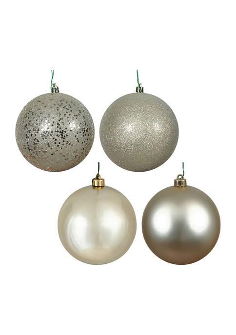 Vickerman Ball Ornament Set