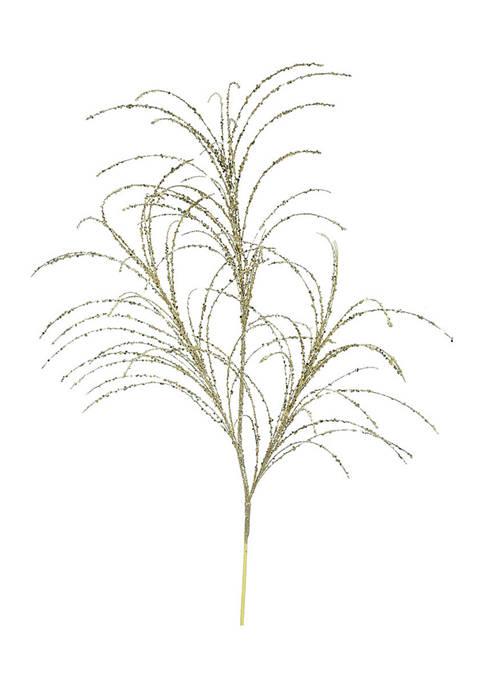 Vickerman Grass Glitter Spray