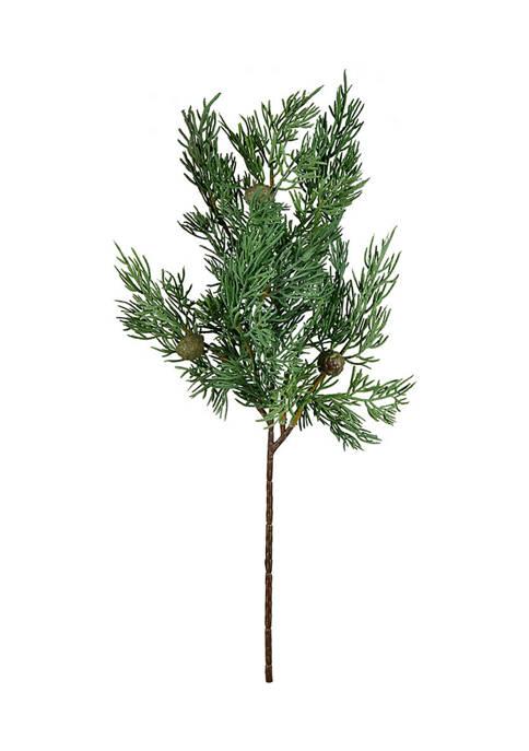 Vickerman Cedar Pine Spray