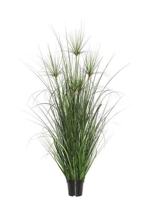 Vickerman Potted Green Grass