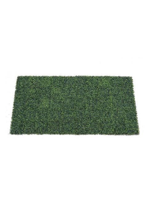 Vickerman Green Boxwood Mat