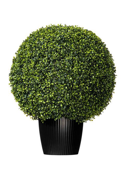 Vickerman Green Boxwood Ball
