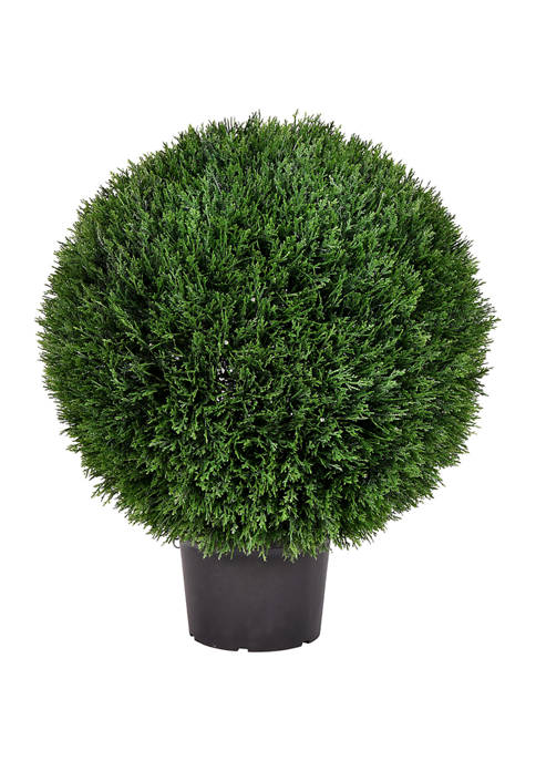 Vickerman Green Cedar Ball